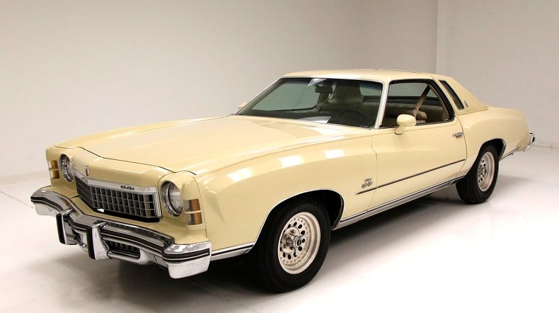 1974 Chevrolet Monte Carlo For Sale