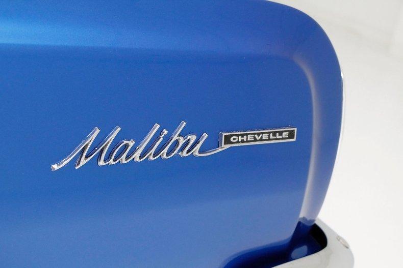 1965 Chevrolet Malibu 16