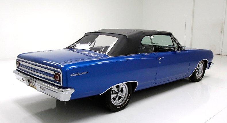 1965 Chevrolet Malibu 5