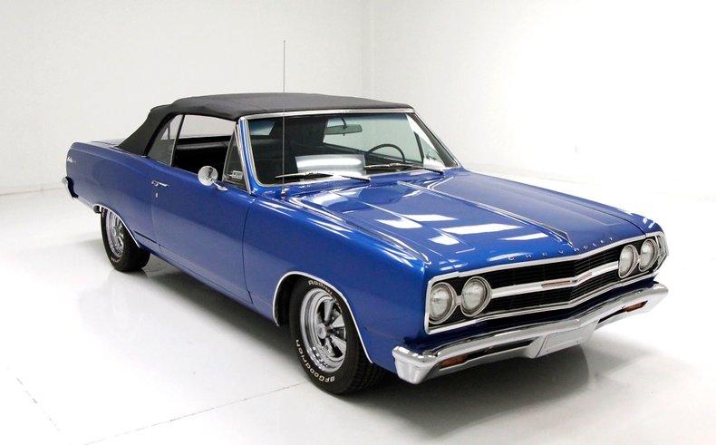 1965 Chevrolet Malibu 7