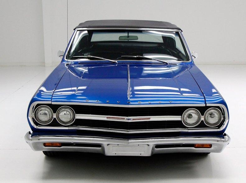 1965 Chevrolet Malibu 9