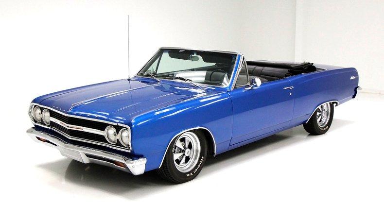 1965 Chevrolet Malibu 11