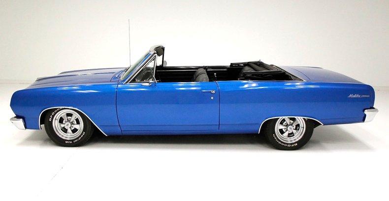 1965 Chevrolet Malibu 6