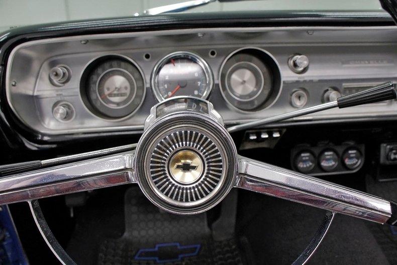 1965 Chevrolet Malibu 33