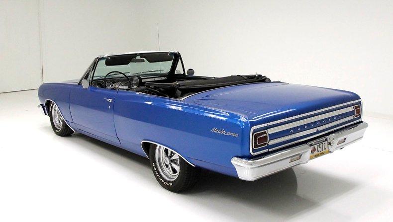 1965 Chevrolet Malibu 8
