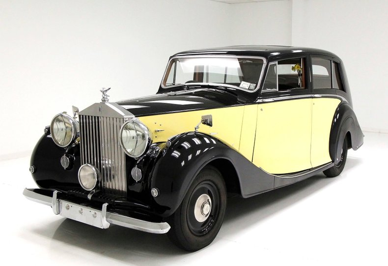 1949 Rolls-Royce Silver Wraith For Sale