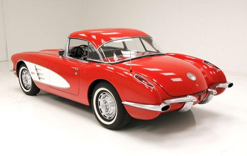 1959 Chevrolet Corvette 7