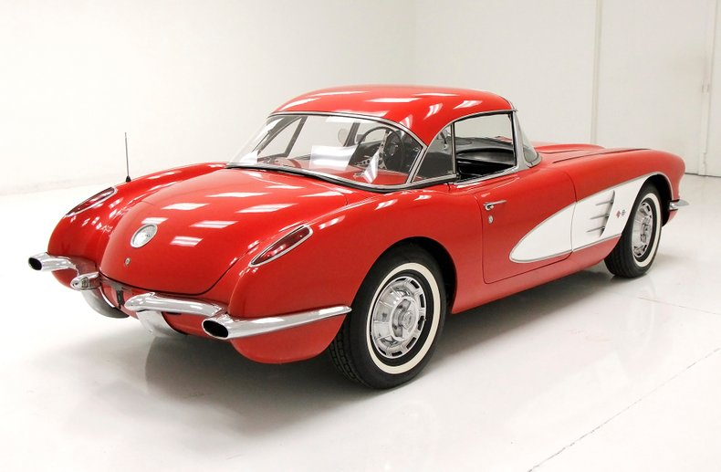 1959 Chevrolet Corvette 14