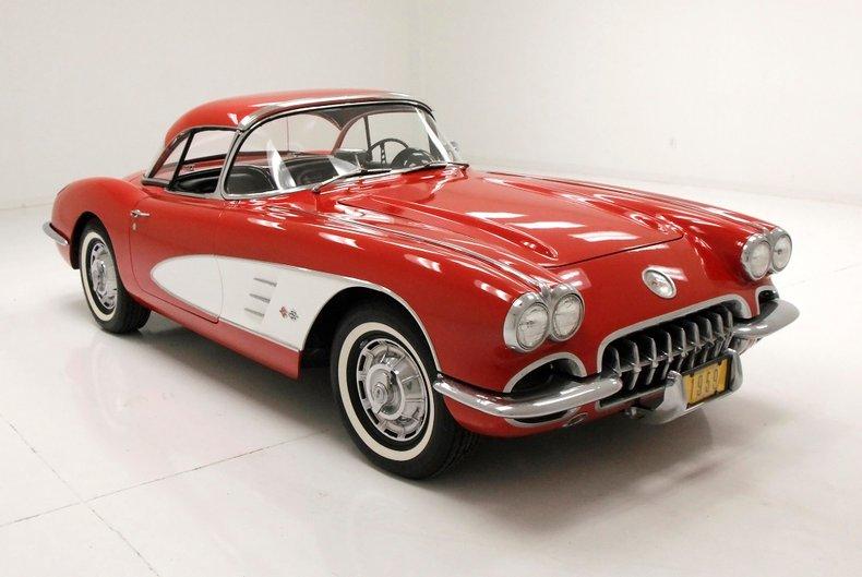 1959 Chevrolet Corvette 16