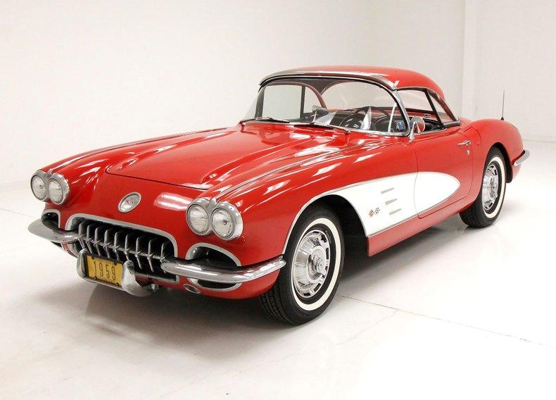 1959 Chevrolet Corvette 1