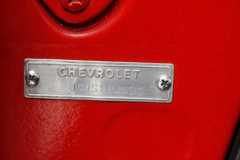 1959 Chevrolet Corvette 24
