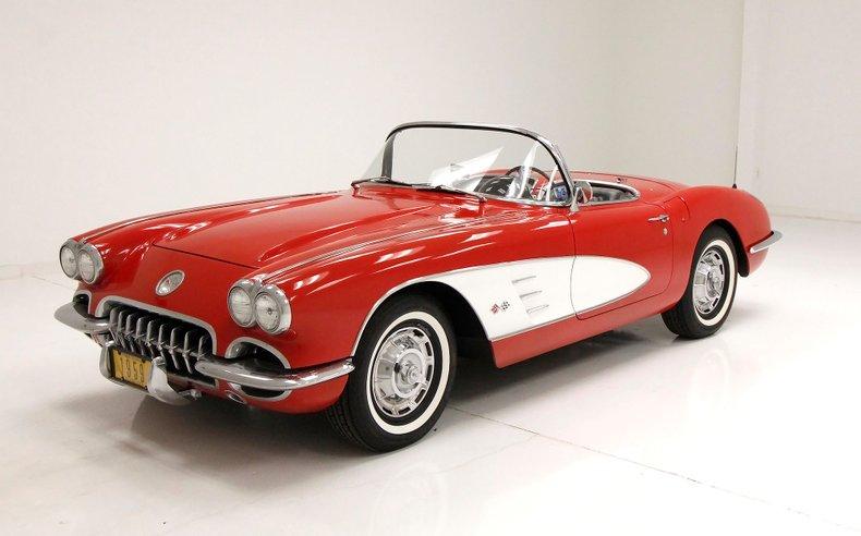 1959 Chevrolet Corvette 6