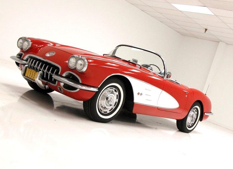 1959 Chevrolet Corvette 13