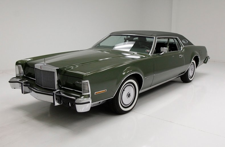 1974 Lincoln Mark IV 1