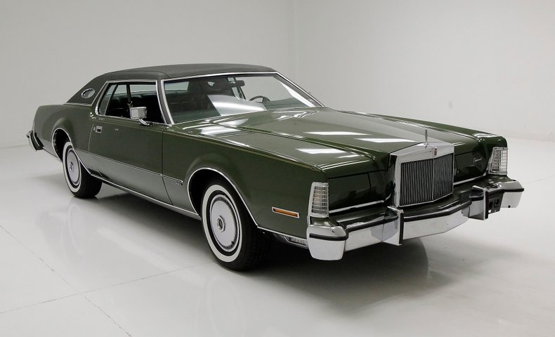 1974 Lincoln Mark IV 6
