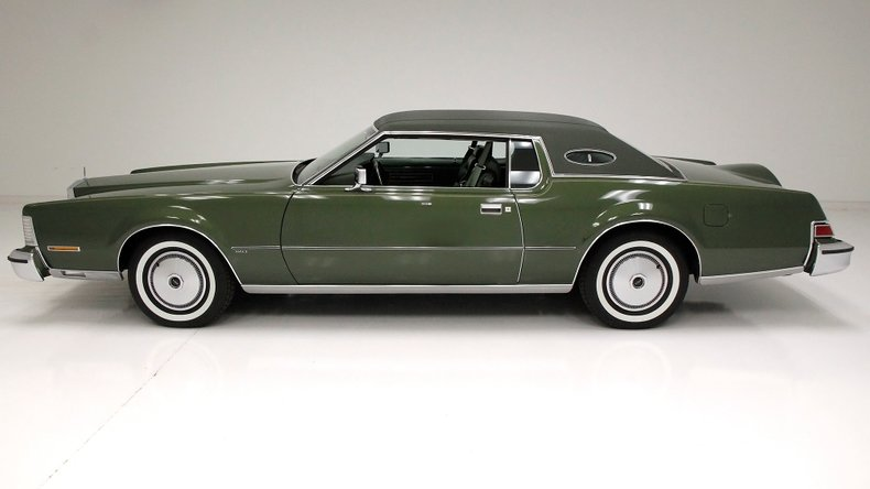 1974 Lincoln Mark IV 2