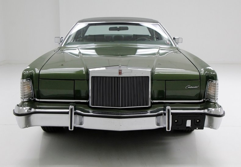 1974 Lincoln Mark IV 9