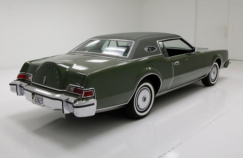 1974 Lincoln Mark IV 5
