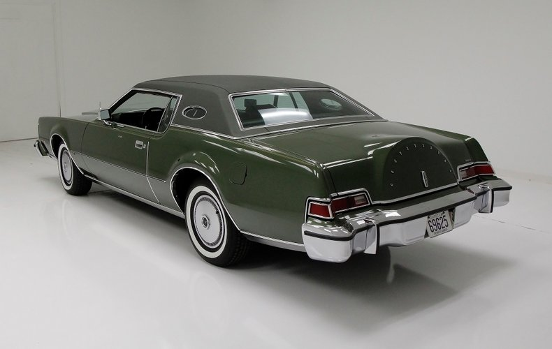 1974 Lincoln Mark IV 3
