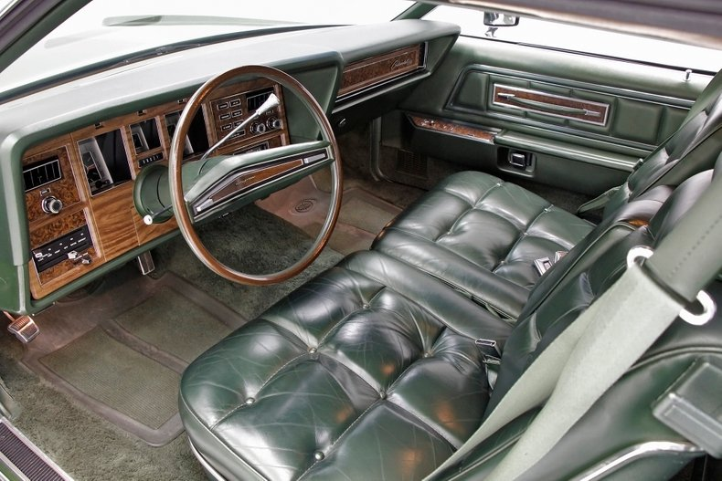 1974 Lincoln Mark IV 25