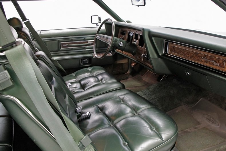 1974 Lincoln Mark IV 30