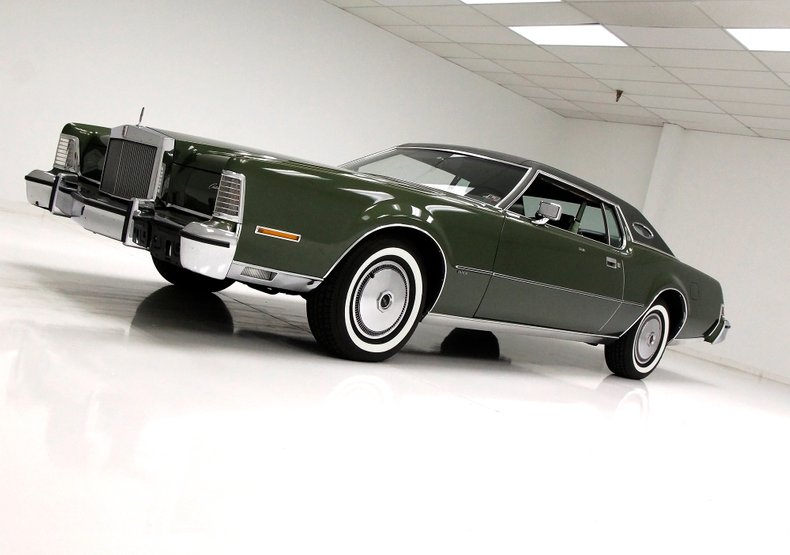 1974 Lincoln Mark IV 7