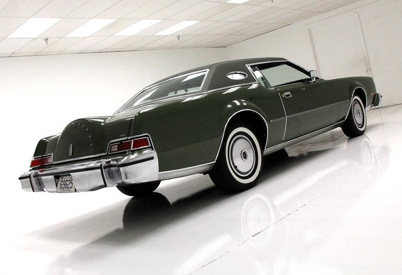 1974 Lincoln Mark IV 8