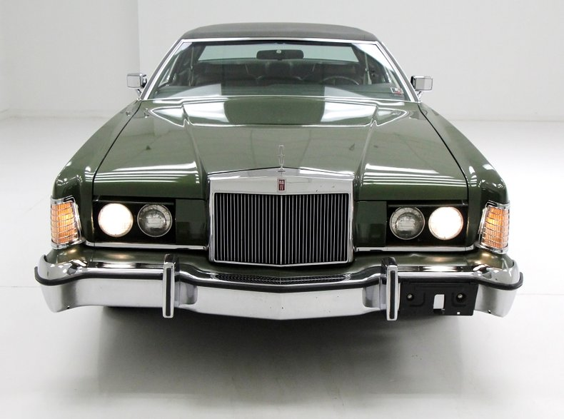 1974 Lincoln Mark IV 4