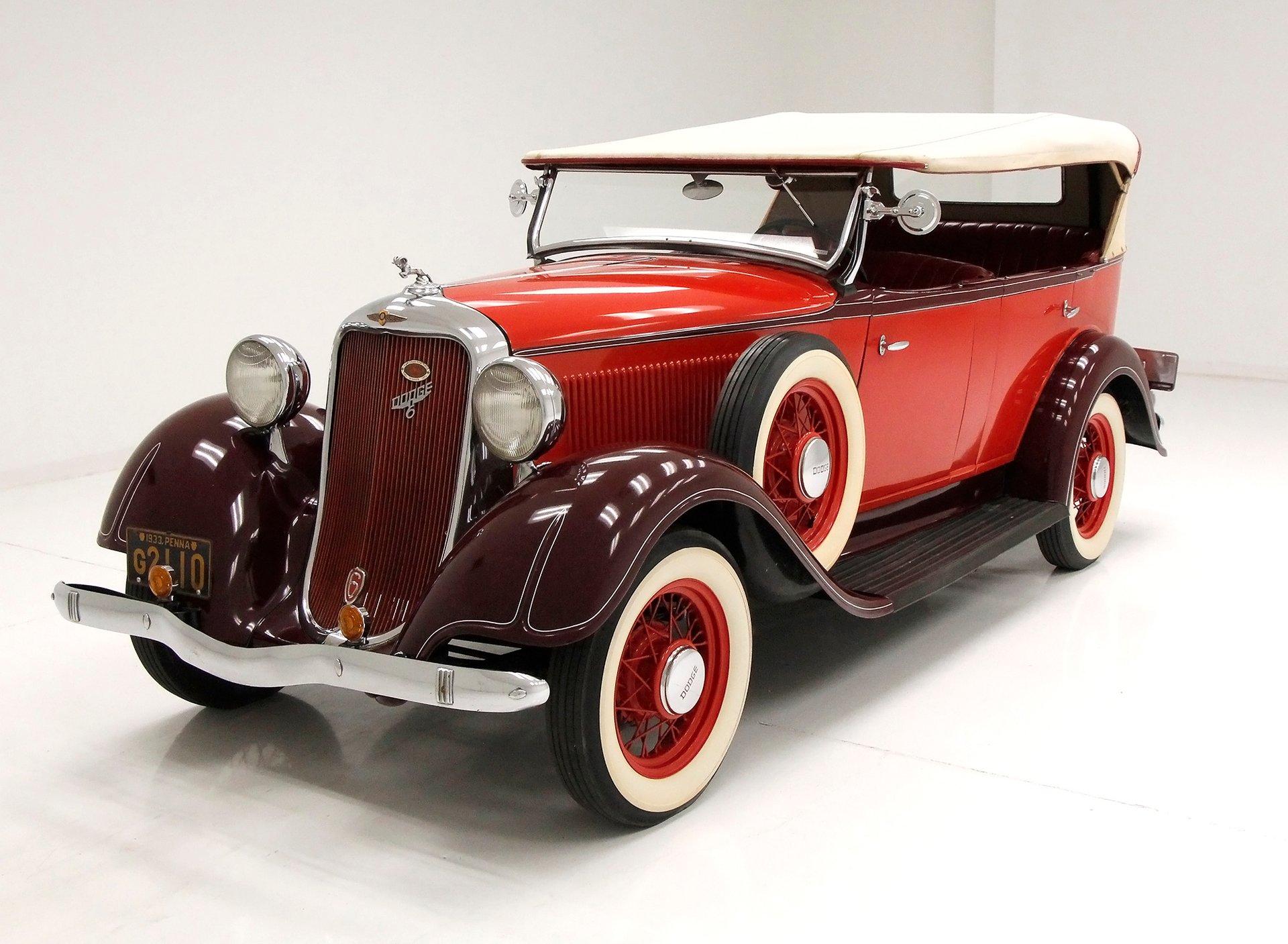 1933 Dodge Phaeton