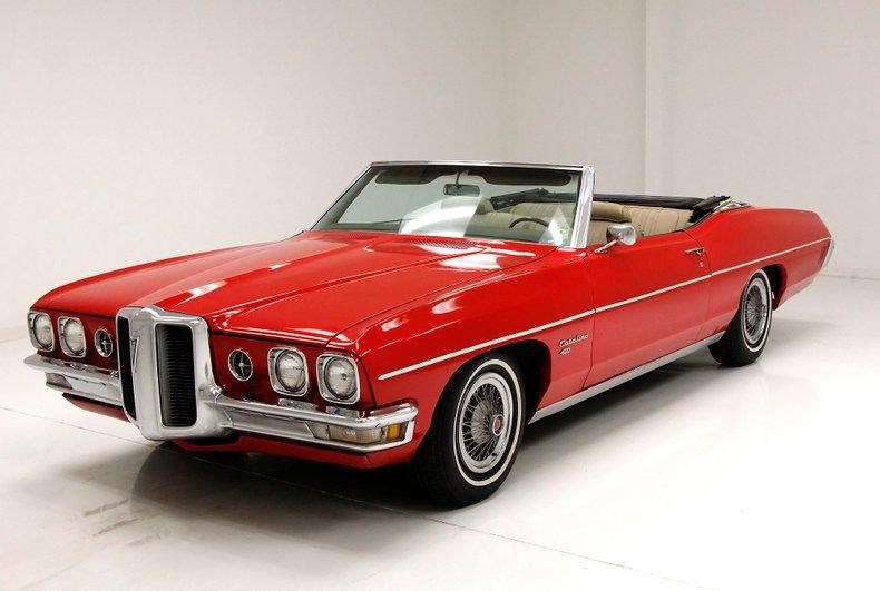 1970 Pontiac Catalina For Sale