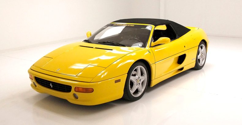 1996 Ferrari F355 For Sale