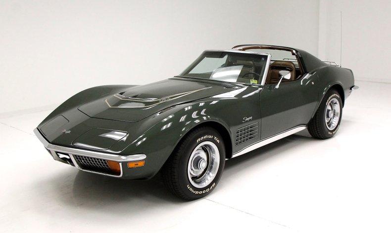 1972 Chevrolet Corvette For Sale