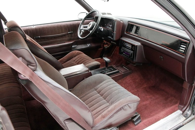 1987 Chevrolet Monte Carlo SS for sale #166079 | Motorious