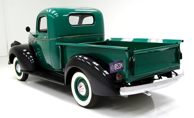 1942 Chevrolet 1/2-Ton Pickup for sale #166497 | Motorious