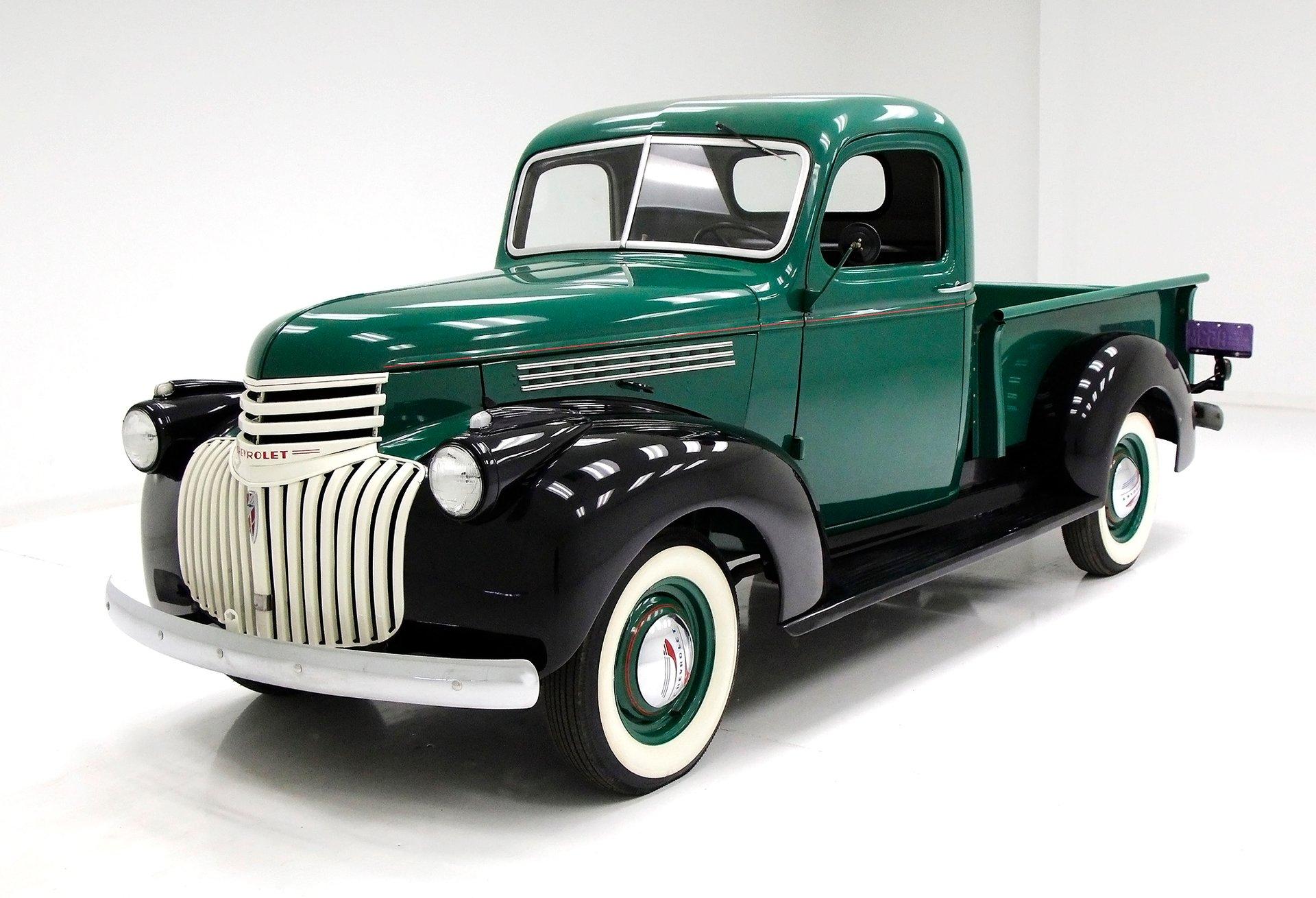 1942 Chevrolet 1/2-Ton Pickup