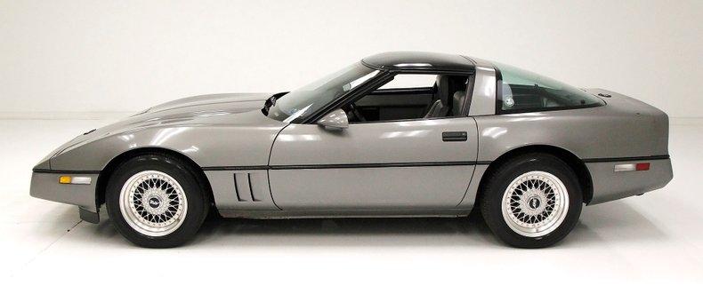1985 Chevrolet Corvette 2