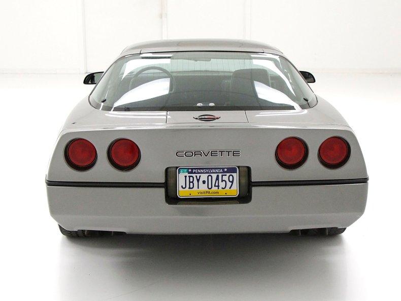 1985 Chevrolet Corvette 5