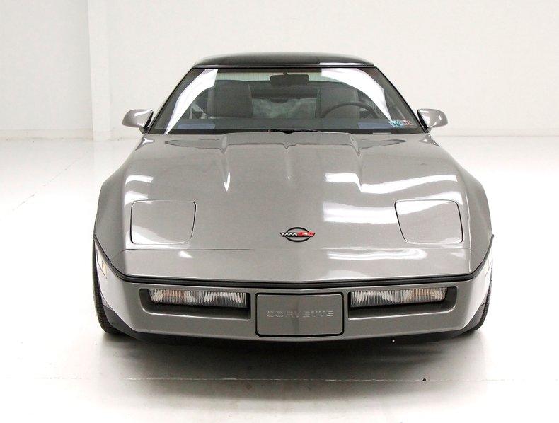 1985 Chevrolet Corvette 10