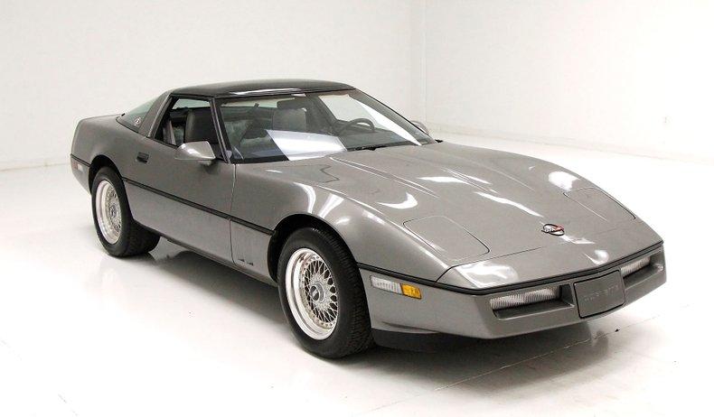 1985 Chevrolet Corvette 8