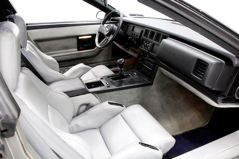 1985 Chevrolet Corvette 19