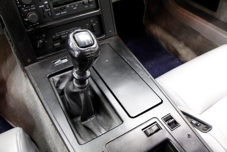 1985 Chevrolet Corvette 23
