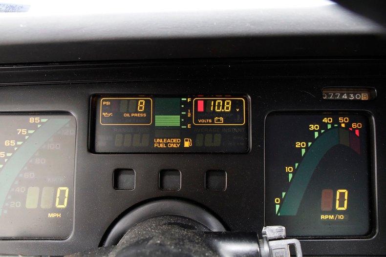 1985 Chevrolet Corvette 25