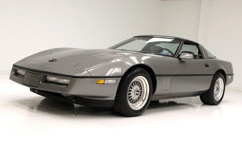 1985 Chevrolet Corvette 6