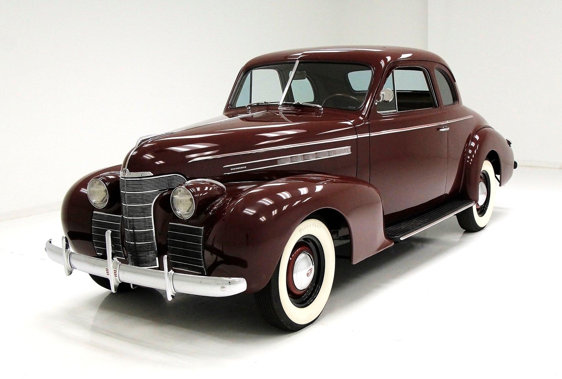 1939 Oldsmobile Model 70