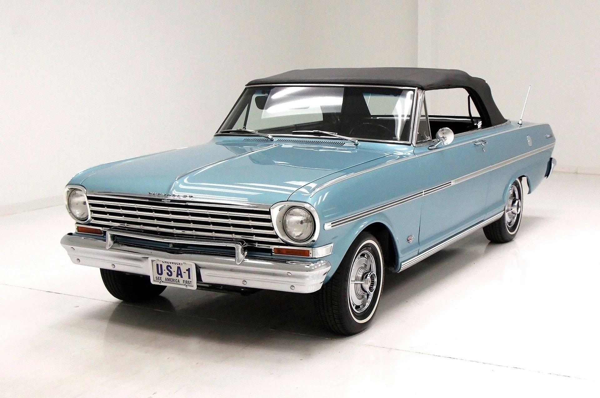 1963 Chevrolet SS Nova