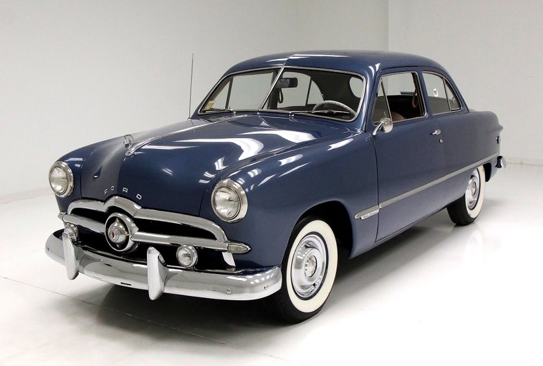 1949 Ford Tudor For Sale