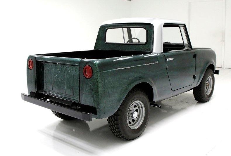 1966 International Scout for sale #168340 | Motorious