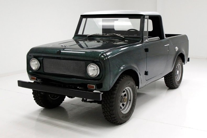 1966 International Scout For Sale