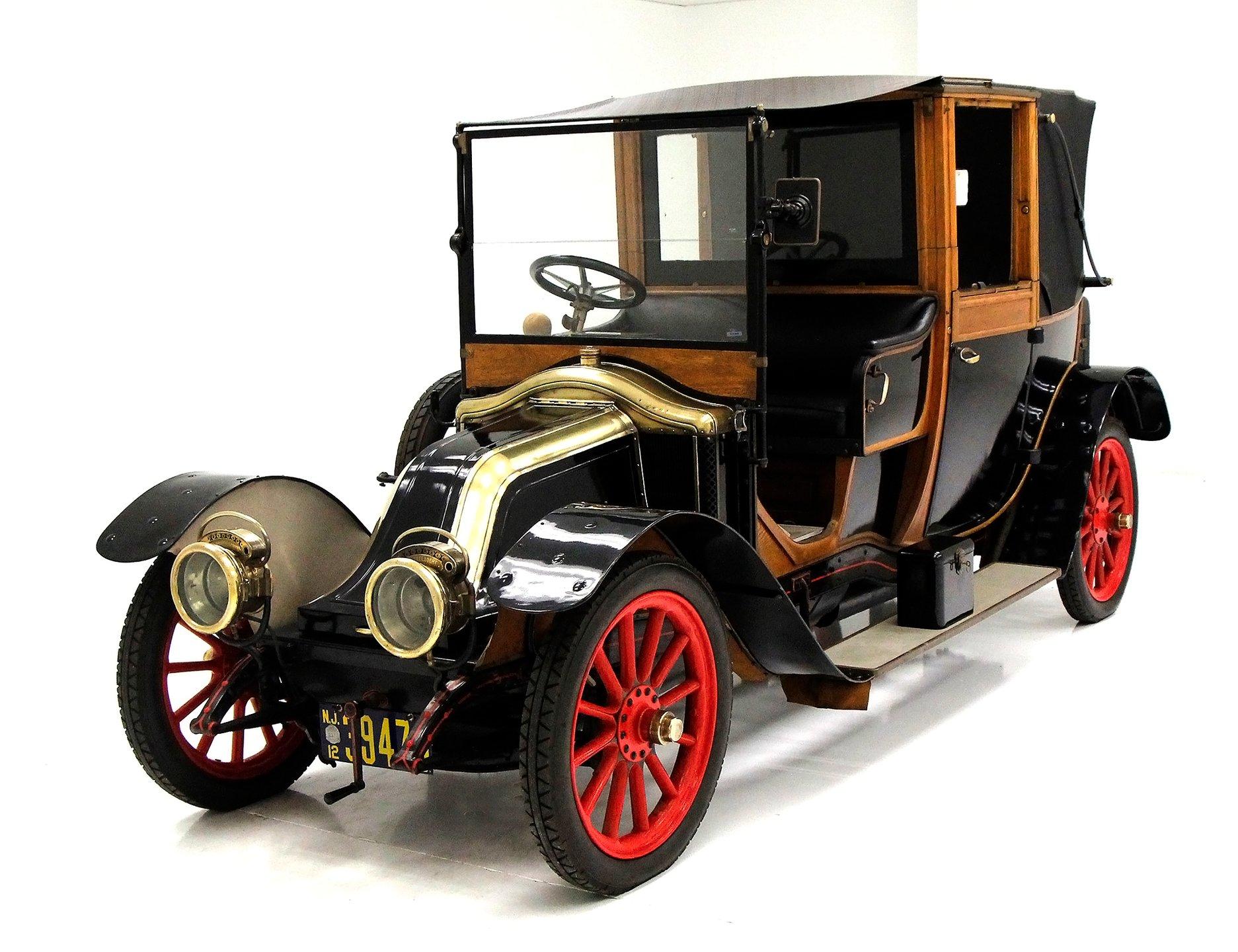 1912 Renault Victoria