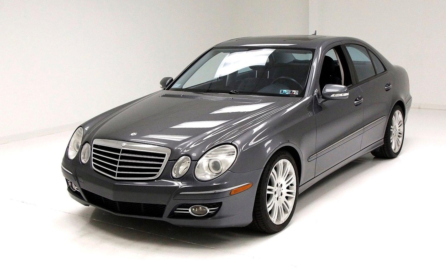 2007 Mercedes-Benz E350